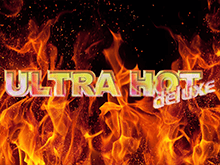 Ultra Hot Deluxe на зеркале Вулкан