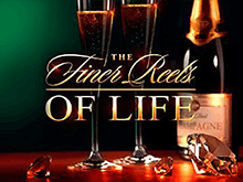 В казино Вулкан слот The Finer Reels Of Life